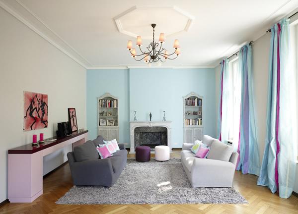 country estate germany interior design dusseldorf ulla. Black Bedroom Furniture Sets. Home Design Ideas