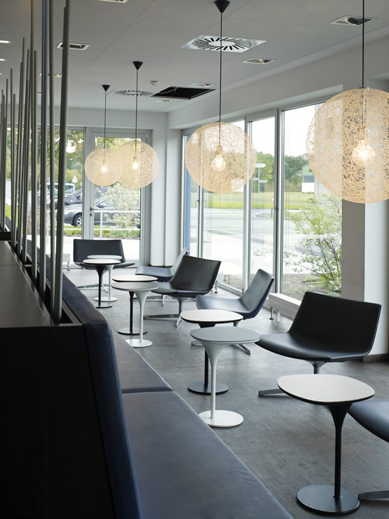 HEADQUARTERS INTERN ENTERPRISE Essen Germany Interior Design