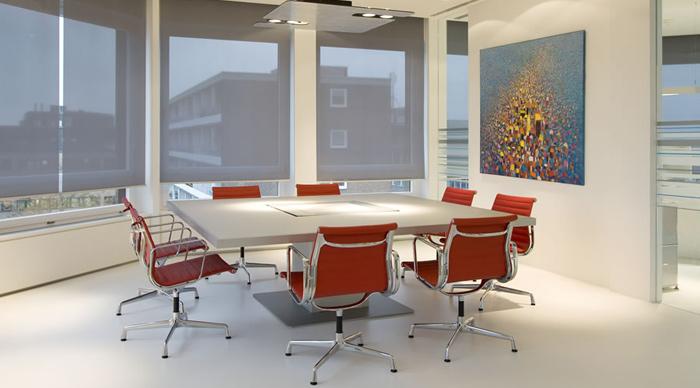 Vorstandsetage industrieunternehmens d sseldorf deutschland ulla blennemann interior design - Innenarchitekt kassel ...